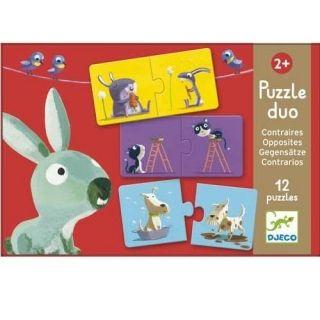 Djeco 08162, Djeco, παιχνίδια, παιχνίδια για παιδιά, παιχνίδια για κορίτσια, παιχνίδια για αγόρια, παιχνίδια για μωρά, εκπαιδευτικά, παιδαγωγικά, το ξύλινο αλογάκι, δώρα, δώρο, θρακομακεδόνες, www.toxilinoalogaki.gr , βρεφικά παιχνίδια, παζλ παιχνίδια, παιχνίδια με παζλ, pazl, παζλ games, djeco, μαθαίνω τα αντίθετα, αντίθετα,