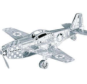 MMS003, Mustang P-51, Mustang P-51 παζλ, Mustang P-51 pazl, Mustang P-51 puzzle, Mustang P-51 3D puzzle, Mustang P-51 3D παζλ, Aviation, Aviation παζλ, Aviation puzzles, Aviation 3D, Mathimatiki Vivliothiki, το ξύλινο αλογάκι, toxilinoalogaki, παιδικά παιχνίδια, παιχνίδια, παιχνιδια, παιχνίδια για κορίτσια, παιχνίδια για αγόρια, επιτραπέζια, παιχνίδια με παζλ, δώρα, δώρο, Θρακομακεδόνες.
