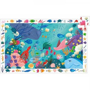 Παζλ ανακάλυψης, Θαλάσσιος κόσμος, Djeco, djeco 07562, παζλ θαλάσσιος κόσμος, το ξύλινο αλογάκι, παιδικά παζλ, παζλ για παιδιά, pazl, puzzle, puzzles, παιχνίδια με παζλ, παζλ games, παζλ για κορίτσια, παζλ για παιδιά, παιδικά παιχνίδια, δώρα, δώρο, επιτραπέζια, παιχνίδια για κορίτσια, παιχνίδια για αγόρια, Θρακομακεδόνες.