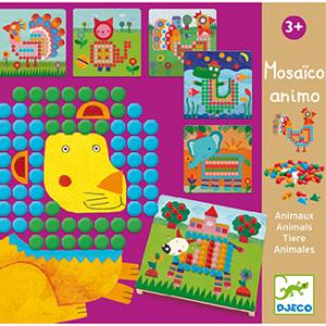 μωσαϊκό, Σύνθεση εικόνας με καβύλιες 'Ζωάκια', Djeco, djeco 08137, σύνθεση εικόνας με καβύλιες, εκπαιδευτικά παιχνίδια, παιδαγωγικά παιχνίδια, το ξύλινο αλογάκι, παιδικά παζλ, παζλ για παιδιά, pazl, puzzle, puzzles, παιχνίδια με παζλ, παζλ games, παζλ για κορίτσια, παζλ για παιδιά, παιδικά παιχνίδια, δώρα, δώρο, επιτραπέζια, παιχνίδια για κορίτσια, παιχνίδια για αγόρια, Θρακομακεδόνες.
