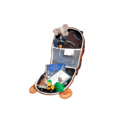 """Τσάντα – trolley προσχολική """"Τιγράκι"""""""