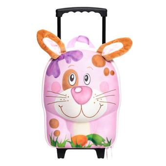 Τσάντα – trolley προσχολική «Κουνελάκι»