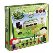 "Navir Εργαστήριο Βοτανικής ""Green Factory"""