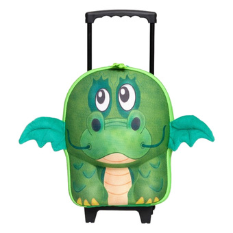 """Τσάντα – trolley προσχολική """"Dragon"""""""