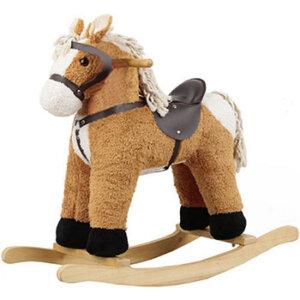 κουνιστό αλογάκι λούτρινο, Κουνιστό αλογάκι λούτρινο μπεζ Ανέμη 170103, ξύλινο αλογάκι, ξύλινα αλογάκια, ξύλινα παιχνίδια, ξύλινο αλογάκι κουνιστό, κουνιστο ζωακι, κουνιστα αλογακια για μωρα, αλογακι παιδικο