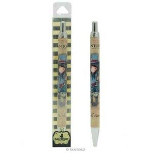 331GJ07, Στυλό Gorjuss, Στυλό Santoro gorjuss - The Hatter, στυλό stylo, grafikes yles, γραφικές ύλες, σχολικά, sxolika, σχολικά είδη