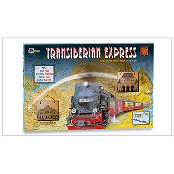 Τρένο Υπερσιβηρικός, PEQ-450 ΤΡΕΝΟ TRANSIBERIANO, τρένα, τρενάκια, τρενάκι, trena, trenaki, trenakia, τρένο χριστουγέννων, τρένα χριστουγέννων, pexnidia trena
