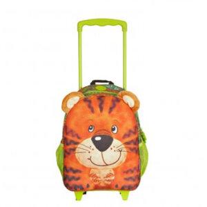 """Τσάντα - trolley προσχολική """"Tiger"""", τσάντες - τρόλευ, τσάντες -τρόλεϋ, τσάντα κουνελάκι, Okiedog 8610, Wildpack, 3D τσάντες, 3D tsantes, σακίδιο πλάτης πολυθεσιακό, τσάντες Okiedog, tsantes Okiedog, τσάντες νηπίου, τσάντα νηπιαγωγείου, τσάντα, πολυθεσιακά σακίδια, πολυθεσιακό σακίδιο, τσάντα πλάτης, σχολική τσάντα, σακίδιο, σχολικά, sxolika, σχολικά είδη, tsanta, tsantes"""