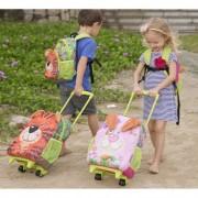 """Τσάντα – trolley προσχολική """"Tiger"""""""