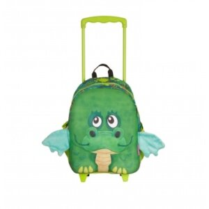 """Τσάντα - trolley προσχολική """"Dragon"""", τσάντες - τρόλευ, τσάντες -τρόλεϋ, τσάντα κουνελάκι, Okiedog 86011, Wildpack, 3D τσάντες, 3D tsantes, σακίδιο πλάτης πολυθεσιακό, τσάντες Okiedog, tsantes Okiedog, τσάντες νηπίου, τσάντα νηπιαγωγείου, τσάντα, πολυθεσιακά σακίδια, πολυθεσιακό σακίδιο, τσάντα πλάτης, σχολική τσάντα, σακίδιο, σχολικά, sxolika, σχολικά είδη, tsanta, tsantes"""