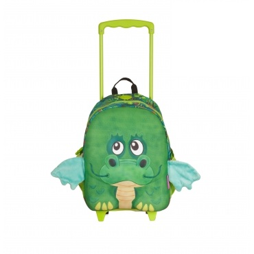 """e476287ebd Okiedog Τσάντα – trolley προσχολική """"Dragon"""""""