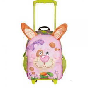 "9145258997 Okiedog Τσάντα – trolley προσχολική ""Rabbit"""