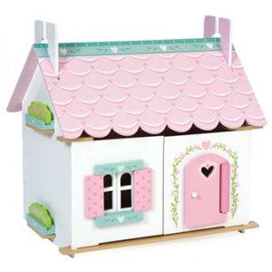 Ξύλινο κουκλόσπιτο Lily's Cottage, le toy van, H111, κουκλόσπιτα ξύλινα, κουκλόσπιτο, κουκλόσπιτα, ξύλινο κουκλόσπιτο, ξύλινα κουκλόσπιτα, κουκλόσπιτο Le toy van, κουκλόσπιτα Le toy van, kouklospito, kouklospita, koyklospito, koyklospita, ξύλινα παιχνίδια, παιχνίδια για κορίτσια