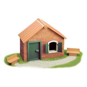 Teifoc, Κεραμικά 'Χτίζω μικρό σπιτάκι', σετ κατασκευής, κατασκευή, κατασκευές, κατασκευες, κατασκευεσ, κατασκευη, φτιαξτο, παιδικες κατασκευες, ειδη χομπυ, kataskeues