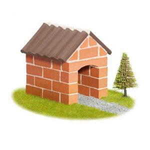 Teifoc, Χτίζοντας 'Μίνι Καλύβα', σετ κατασκευής, κατασκευή, κατασκευές, κατασκευες, κατασκευεσ, κατασκευη, φτιαξτο, παιδικες κατασκευες, ειδη χομπυ, kataskeues