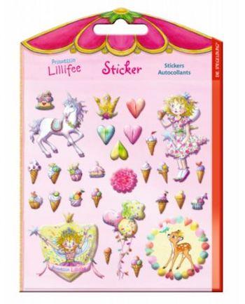 Αυτοκόλλητα Lillifee, 11990, stickers