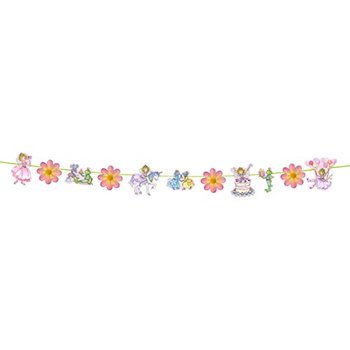 Διακοσμητική Γιρλάντα Lillifee,11544, ειδη παρτυ, γιρλαντα, παρτυ γενεθλιων, spiegelburg, lillifee, party garlant, eidh gia party, girlanta genethliwn