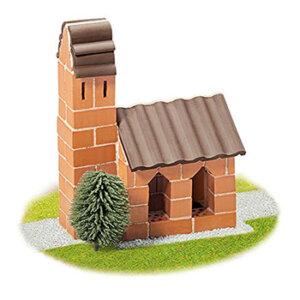 Teifoc, Κεραμικά 'Χτίζω Εκκλησία', σετ κατασκευής, κατασκευή, κατασκευές, κατασκευες, κατασκευεσ, κατασκευη, φτιαξτο, παιδικες κατασκευες, ειδη χομπυ, kataskeues