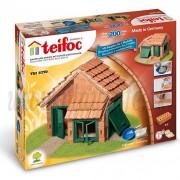 Teifoc Κεραμικά 'Χτίζω σπίτι με γκαράζ'