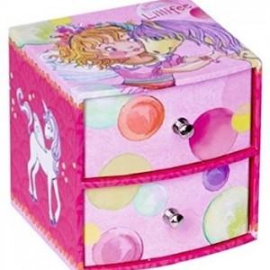 Μπιζουτιέρα - Κουτί με συρταράκια Lillifee, 13037