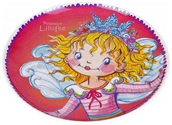 Πιάτο Lillifee,13785, μελαμινη, piato lillifee, spiegelburg, melamine plate,