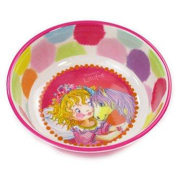 Μπολ Lillifee,13787, μελαμινη, μπολ lillifee, spiegelburg, melamine bowl,