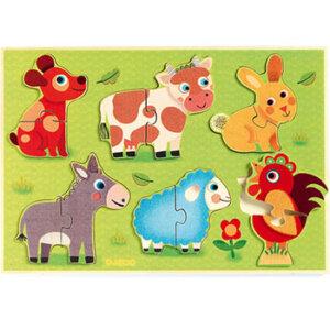 """Djeco Σφηνώματα-παζλ """"Το λιβάδι"""", djeco, djeco 01259, pazl djeco, παζλ djeco, παιδικά παζλ, παζλ για παιδιά, pazl, puzzle, puzzles, παιχνίδια με παζλ, παζλ games, παζλ για κορίτσια, παζλ για παιδιά, παιδικά παιχνίδια, δώρα, δώρο, επιτραπέζια, παιχνίδια για κορίτσια, παιχνίδια για αγόρια"""