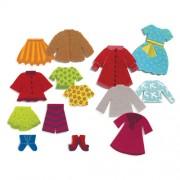 Djeco Εκπαιδευτικό Ντύσιμο «Φορέματα»
