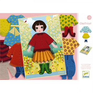 "Djeco Εκπαιδευτικό Ντύσιμο ""Φορέματα"", djeco, djeco 01697, εκπαιδευτικά παιχνίδια, παιδαγωγικά παιχνίδια, ψαράκια, παιδικά παιχνίδια, δώρα, δώρο, επιτραπέζια, παιχνίδια για κορίτσια, παιχνίδια για αγόρια"