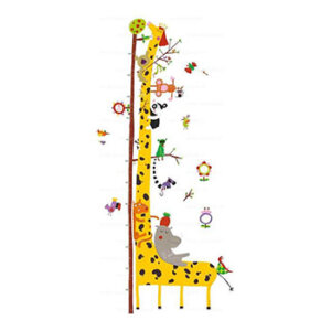 "Djeco Αυτοκόλλητο Αναστημόμετρο ""Καμηλοπάρδαλη"", djeco, djeco 04037, αναστημόμετρο, αναστημόμετρα, djeco αναστημόμετρο, djeco αναστημόμετρα, παιδικό δωμάτιο, βρεφικά, αυτοκόλλητα, αυτοκόλλητα djeco"