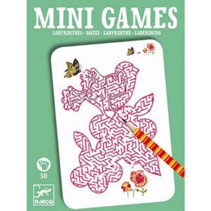 "Djeco Μίνι σπαζοκεφαλιές 30 καρτών ""Λαβύρινθος της Αριάδνης"", djeco, djeco 05324, σπαζοκεφαλιές, επιτραπέζια παιχνίδια, επιτραπεζια, επιτραπεζια παιχνιδια, εκπαιδευτικά παιχνίδια, παιδαγωγικά παιχνίδια, παιδικά παιχνίδια, δώρα, δώρο, επιτραπέζια, παιχνίδια για κορίτσια, παιχνίδια για αγόρια"