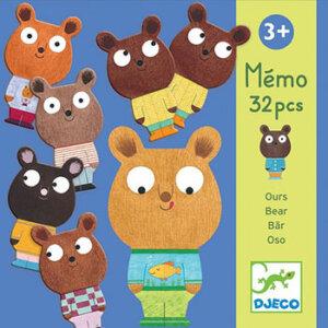 "Djeco Μέμο ""Αρκουδάκια"", memo, μέμο, εκπαιδευτικά παιχνίδια, παιδαγωγικά, εκπαιδευτικά, παιδαγωγικά παιχνίδια, djeco, djeco 08112, παιχνιδια, πεχνιδια, paixnidia gia koritsia, παιχνιδια για αγορια, paixnidia gia agoria, παιχνιδια για παιδια, παιδικα παιχνιδια"