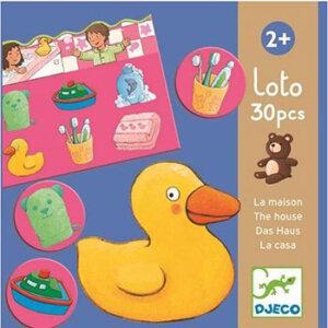 """Djeco Επιτραπέζιο Λόττο """"Αντικείμενα σπιτιού"""", lotto, λόττο, εκπαιδευτικά παιχνίδια, παιδαγωγικά, εκπαιδευτικά, παιδαγωγικά παιχνίδια, djeco, djeco 08121, παιχνιδια, πεχνιδια, paixnidia gia koritsia, παιχνιδια για αγορια, paixnidia gia agoria, παιχνιδια για παιδια, παιδικα παιχνιδια"""
