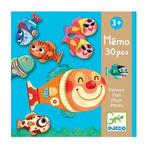 "Djeco Μέμο ""Ψαράκια"", memo, μέμο, παιχνίδια μνήμης, παιχνίδι μνήμης, εκπαιδευτικά παιχνίδια, παιδαγωγικά, εκπαιδευτικά, παιδαγωγικά παιχνίδια, djeco, djeco 08169, παιχνιδια, πεχνιδια, paixnidia gia koritsia, παιχνιδια για αγορια, paixnidia gia agoria, παιχνιδια για παιδια, παιδικα παιχνιδια"