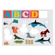 """Djeco Eduludo """"Αγγλικό Αλφάβητο ABC"""""""