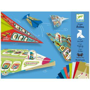 """Djeco Οριγκάμι """"Κατασκευή αεροπλάνων"""", χειροτεχνίες, χειροτεχνίες για παιδιά, οριγκάμι, οριγκαμι, οριγκάμι για παιδιά, σαΐτες, σαΐτα, κατασκευές, καλλιτεχνικά, εκπαιδευτικά παιχνίδια, ζωγραφική, ζωγραφιές, παιδαγωγικά, εκπαιδευτικά, παιδαγωγικά παιχνίδια, djeco, djeco 08753, καλλιτεχνικά, παιχνιδια, πεχνιδια, paixnidia gia koritsia, παιχνιδια για αγορια, paixnidia gia agoria, παιχνιδια για παιδια, παιδικα παιχνιδια"""
