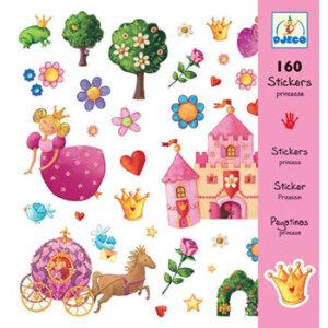 """Djeco Σετ 160 στίκερ """"Η πριγκίπισσα"""", χειροτεχνίες, χειροτεχνίες για παιδιά, κατασκευές, αυτοκόλλητα, αυτολλητα, πριγκίπισσες, πριγκίπισσα, αυτοκόλλητα με πριγκίπισσες, καλλιτεχνικά, εκπαιδευτικά παιχνίδια, djeco, djeco 08830, καλλιτεχνικά, παιχνιδια, πεχνιδια, paixnidia gia koritsia, παιχνιδια για αγορια, paixnidia gia agoria, παιχνιδια για παιδια, παιδικα παιχνιδια"""