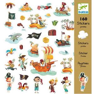 "Djeco Σετ 160 στίκερ ""Πειρατές"", χειροτεχνίες, χειροτεχνίες για παιδιά, κατασκευές, αυτοκόλλητα, αυτολλητα, πειρατές, αυτοκόλλητα με πειρατές, καλλιτεχνικά, εκπαιδευτικά παιχνίδια, djeco, djeco 08839, καλλιτεχνικά, παιχνιδια, πεχνιδια, paixnidia gia koritsia, παιχνιδια για αγορια, paixnidia gia agoria, παιχνιδια για παιδια, παιδικα παιχνιδια"