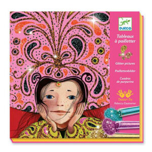 Djeco Ζωφραφίζω με χρυσόσκονη 'κορίτσια με φορεσιές', χειροτεχνίες, χειροτεχνίες για παιδιά, κατασκευές, καλλιτεχνικά, εκπαιδευτικά παιχνίδια, ζωγραφική, ζωγραφιές, παιδαγωγικά, εκπαιδευτικά, παιδαγωγικά παιχνίδια, djeco, djeco 08985, καλλιτεχνικά, παιχνιδια, πεχνιδια, paixnidia gia koritsia, παιχνιδια για αγορια, paixnidia gia agoria, παιχνιδια για παιδια, παιδικα παιχνιδια