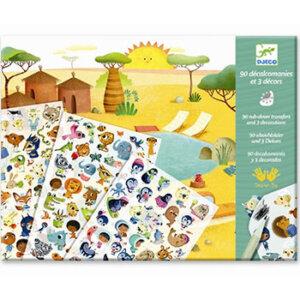 Djeco Χαλκομανίες 'Σαβάνα-Έρημος -Βόρειος Πόλος', χειροτεχνίες, χειροτεχνίες για παιδιά, κατασκευές, καλλιτεχνικά, εκπαιδευτικά παιχνίδια, ζωγραφική, ζωγραφιές, παιδαγωγικά, εκπαιδευτικά, παιδαγωγικά παιχνίδια, djeco, djeco 08985, καλλιτεχνικά, παιχνιδια, πεχνιδια, paixnidia gia koritsia, παιχνιδια για αγορια, paixnidia gia agoria, παιχνιδια για παιδια, παιδικα παιχνιδια