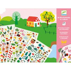 Djeco Χαλκομανίες 'Θάλασσα, βουνά και εξοχή', χαλκομανίες, χειροτεχνίες, χειροτεχνίες για παιδιά, κατασκευές, καλλιτεχνικά, εκπαιδευτικά παιχνίδια, ζωγραφική, ζωγραφιές, παιδαγωγικά, εκπαιδευτικά, παιδαγωγικά παιχνίδια, djeco, djeco 08985, καλλιτεχνικά, παιχνιδια, πεχνιδια, paixnidia gia koritsia, παιχνιδια για αγορια, paixnidia gia agoria, παιχνιδια για παιδια, παιδικα παιχνιδια