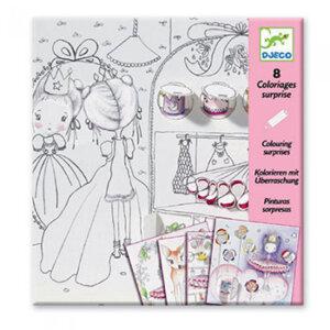 Djeco Ζωφραφίζω 'Όμορφη πριγκίπισσα', χειροτεχνίες, χειροτεχνίες για παιδιά, κατασκευές, καλλιτεχνικά, εκπαιδευτικά παιχνίδια, ζωγραφική, ζωγραφιές, παιδαγωγικά, εκπαιδευτικά, παιδαγωγικά παιχνίδια, djeco, djeco 08985, καλλιτεχνικά, παιχνιδια, πεχνιδια, paixnidia gia koritsia, παιχνιδια για αγορια, paixnidia gia agoria, παιχνιδια για παιδια, παιδικα παιχνιδια