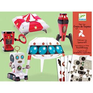Djeco Κατασκευές διαστημικών οχημάτων και ρομπότ από χαρτί, χειροτεχνίες, χειροτεχνίες για παιδιά, κατασκευές, καλλιτεχνικά, εκπαιδευτικά παιχνίδια, ζωγραφική, ζωγραφιές, παιδαγωγικά, εκπαιδευτικά, παιδαγωγικά παιχνίδια, djeco, djeco 08985, καλλιτεχνικά, παιχνιδια, πεχνιδια, paixnidia gia koritsia, παιχνιδια για αγορια, paixnidia gia agoria, παιχνιδια για παιδια, παιδικα παιχνιδια