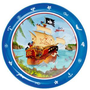 Πιάτο Sharky, πιάτο, πιάτα, παιδικό πιάτο, παιδικά πιάτα, πιάτα για αγόρια, σετ φαγητού, spiegelburg, spiegelburg 12786