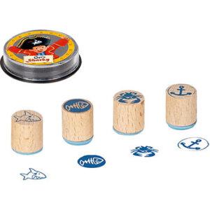 σετ σφραγίδες Sharky, σφραγίδες Sharky, σφραγίδες, σφραγιδούλες, mini σφραγίδες, sfragides, sfragidoules, σφραγίδες για αγόρια, καλλιτεχνικά, kallitexnika, kalitexnika, spiegelburg, spiegelburg 13357