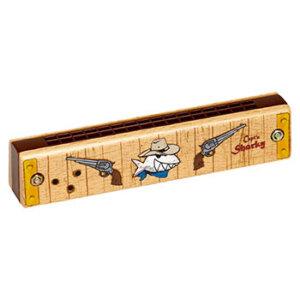 """Ξύλινη φυσαρμόνικα """"Sharky"""", Ξύλινη φυσαρμόνικα, φυσαρμόνικα , παιχνιδια, πεχνιδια, paixnidia gia koritsia, παιχνιδια για αγορια, paixnidia gia agoria, μουσικη, ξύλινα παιχνίδια, spiegelburg, spiegelburg 13452, Sharky, παιχνιδια με μουσικα οργανα, παιχνιδια για παιδια, παιδικα παιχνιδια, μουσικα οργανα, ξυλινα παιχνιδια, mousika organa, πνευστα, πνευστα οργανα, μουσικα οργανα για παιδια"""