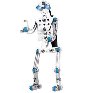 """Eitech, eitech 00093, Μεταλλική κατασκευή """"Robot"""", σετ κατασκευής, κατασκευή, κατασκευές, κατασκευες, κατασκευεσ, κατασκευη, φτιαξτο, παιδικες κατασκευες, ειδη χομπυ, kataskeues"""