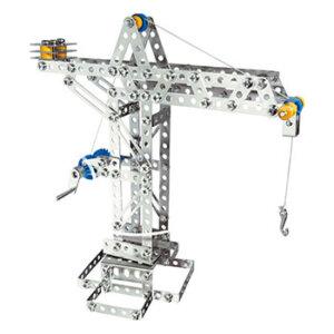 """Eitech, eitech 00005, Μεταλλική κατασκευή """"Γερανοί"""", σετ κατασκευής, κατασκευή, κατασκευές, κατασκευες, κατασκευεσ, κατασκευη, φτιαξτο, παιδικες κατασκευες, ειδη χομπυ, kataskeues"""
