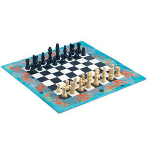 Djeco Επιτραπέζιο Σκάκι, djeco, djeco 05216, σκάκι, σκάκι για παιδιά, παιδικό σκάκι, επιτραπέζια παιχνίδια, επιτραπεζια, επιτραπεζια παιχνιδια, εκπαιδευτικά παιχνίδια, παιδαγωγικά παιχνίδια, παιδικά παιχνίδια, δώρα, δώρο, επιτραπέζια, παιχνίδια για κορίτσια, παιχνίδια για αγόρια