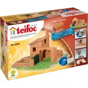 Teifoc Χτίζοντας «Καλύβα»
